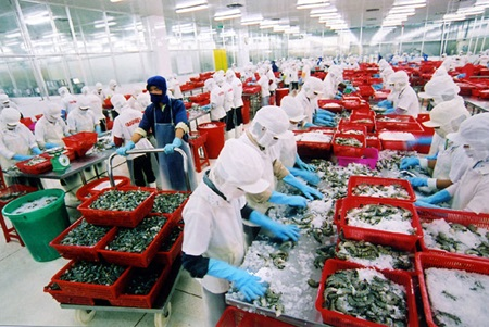 Seafood exports forecast to top $8b mark in 2015